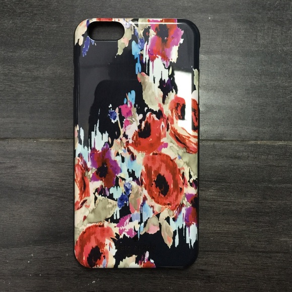 new style 3b60b 9493b Kate Spade Hazy Floral iPhone 6 PLUS Case