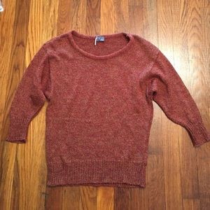 Urban Outfitters Sparkle and Fade sweater