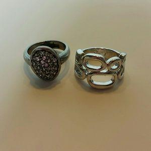 Lia Sophia Jewelry - Lia Sophia rings