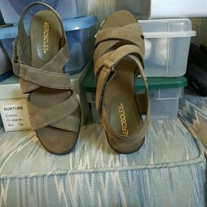 AEROSOLES Shoes - Sandals; never been worn