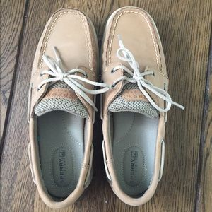 Sperry Top-Sider Shoes - Tan Top Sider Sperry's