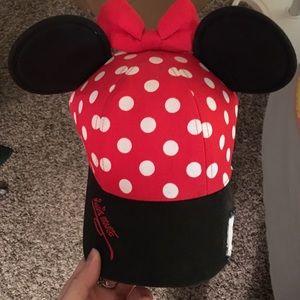 Authentic Disneyland SnapBack hat