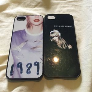 Accessories - Taylor Swift iPhone 5/5S Case