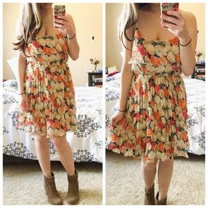 Dresses & Skirts - Vintage Bohemian Dress