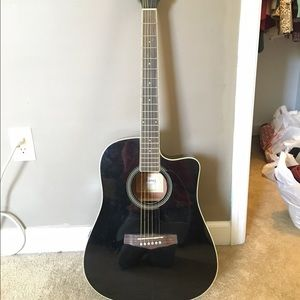 Ibanez Acoustic-Electric Guitar for sale