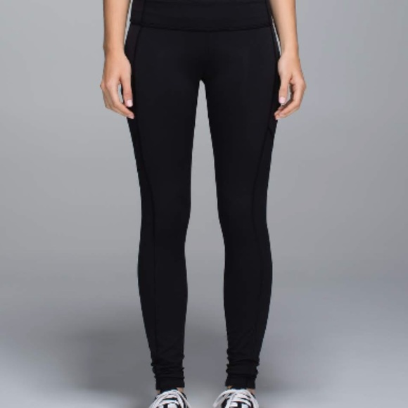 44% off lululemon athletica Pants - RARE LuLuLemon Speed Tight II ...