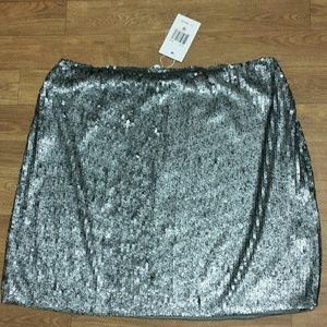 evolution by Cyrus  Dresses & Skirts - NWT! sequin skirt