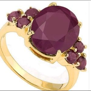 Jewelry - Ruby Ring‼️