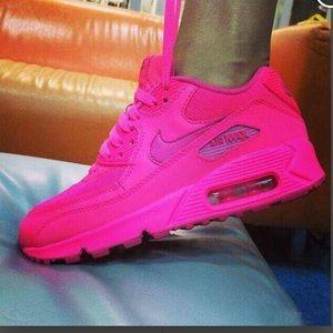 Nike Air Max 90 Ultra Pink