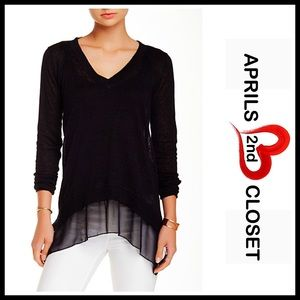 Central Park West Tops - ❗️1-HOUR SALE❗️Tunic Pullover Lightweight Sweater