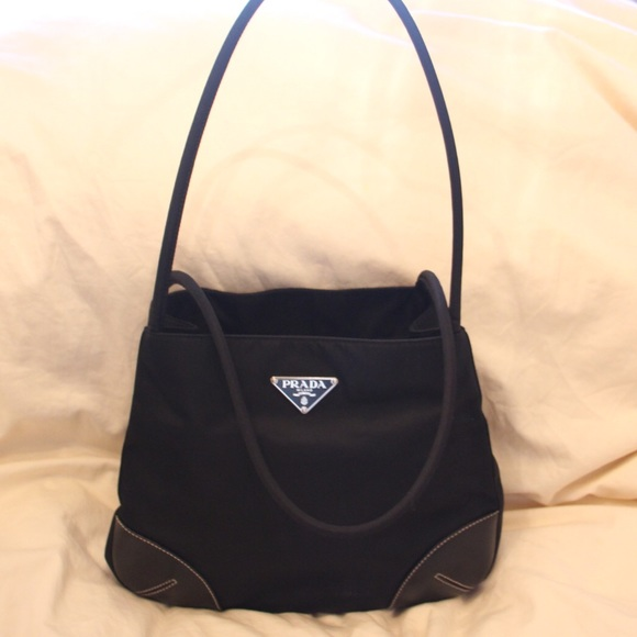 bc34e375408c10 PRADA Semitracolla (Tessuto Easy) Tote. M_569d605368027848ee05f83d. Other  Bags ...