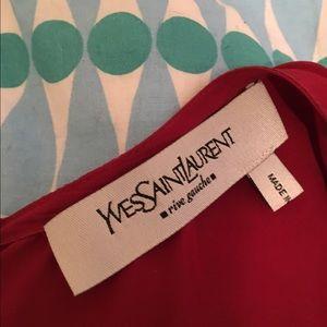 88 Off Yves Saint Laurent Dresses Amp Skirts Archive 5 16