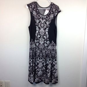 Muse flower dress