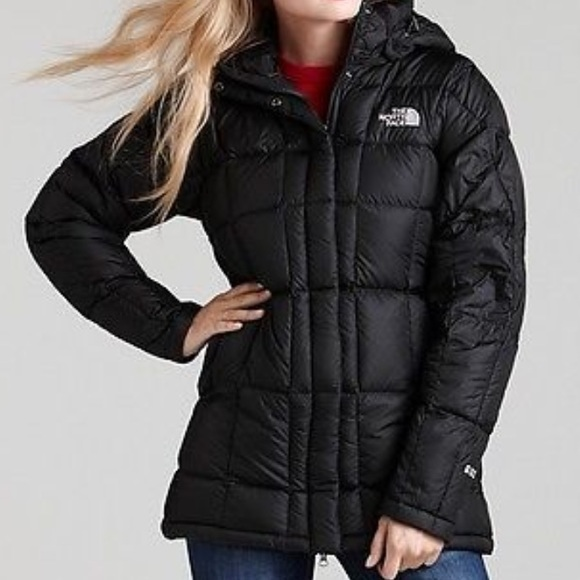 North face womens parka 600