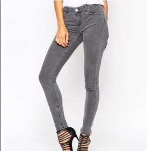 ASOS Denim - NWT Gray ASOS Skinny Jeans