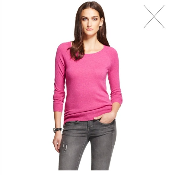 36% off Sweaters - Hot pink pullover sweater! from Lyndsie's ...