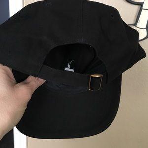 Apple Accessories - Black apple hat 29252e97897