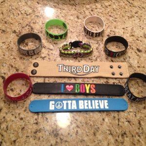 Jewelry - Rubber Bracelets