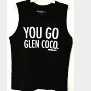 You go Glen Coco muscle tee