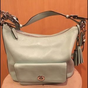 Coach Legacy Courtenay hobo in leather
