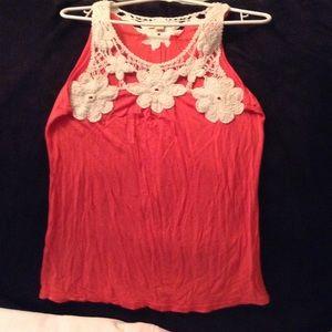 Twenty one size large sleeveless blouse