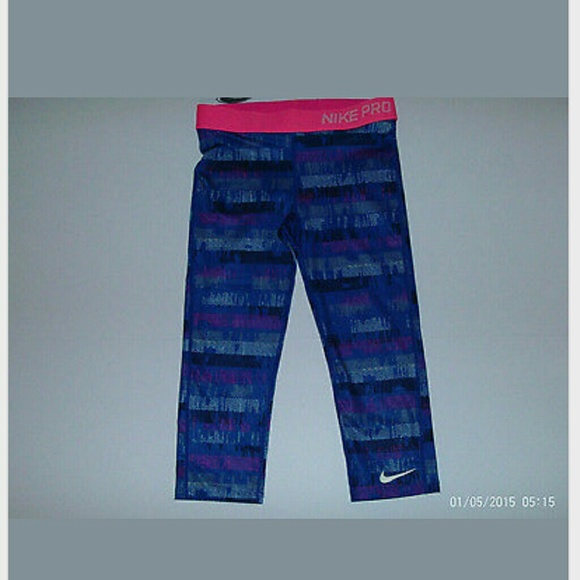 a5a8f4cd2ed15 Nike Pants | Girls Pro Drifit Base Layer Leggings Large | Poshmark
