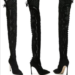 Sergio RossiThigh high boots pK30XJAK