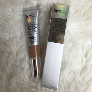 It Cosmetics Other - Brand New IT Cosmetics CC+ Cream in Rich