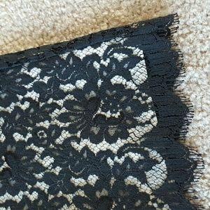 Ann Taylor Dresses - Black Lace Sheath Dress