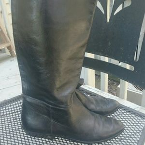 Nine West Shoes - !! Vintage 9West Riding Boots!!