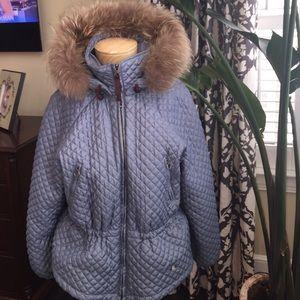 Postcard Jackets & Blazers - Postcard winter jacket.  Made in Italy!