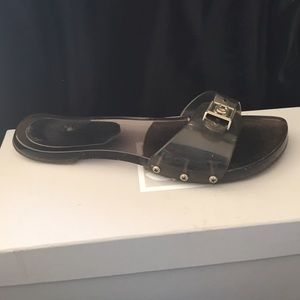 Chanel sandals size 7