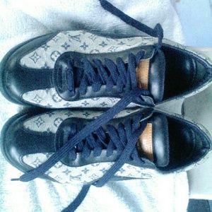louis vuitton fake shoes