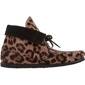 Isabel Marant Shoes - ⬇️ISABEL MARANT Leopard Pony Hair Moccasin