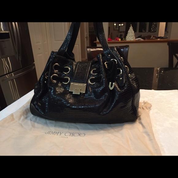 553d5614c45 Jimmy Choo Bags | Ramona Patent Leather Bag | Poshmark