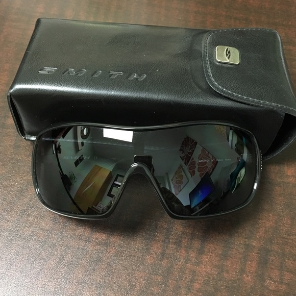 118c843ad698 Smith Optics Black Domino Sunglasses. M 569e819e7fab3a057b07468c. Other  Accessories ...