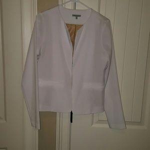 Charlotte Russe white blazer