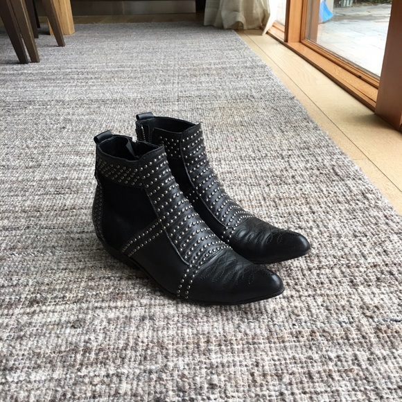 Anine Bing Stiefelette Low Boots Charlie 9OXHbVp