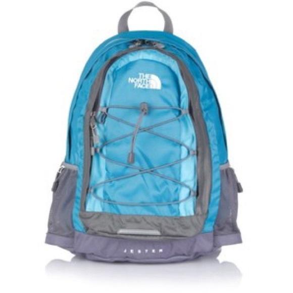 c5064dca9 Light Blue North Face Backpack