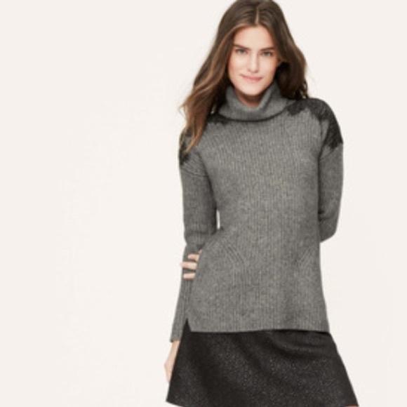 ff6bd69b51aca2 LOFT Sweaters - LOFT