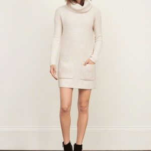 Abercrombie Grey Sweater Dress 75