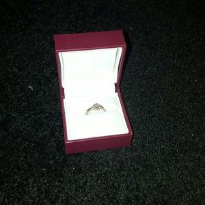 Helzberg Diamond Ring