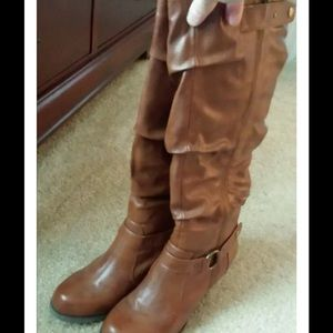 Shoes - ❤️Cute Brown boots