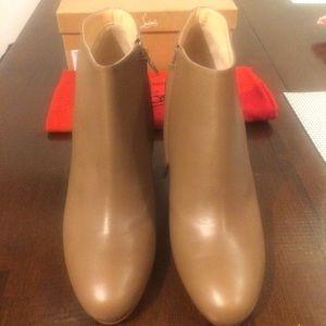 Christian Louboutin Shoes - Christian Louboutin Calf Booties