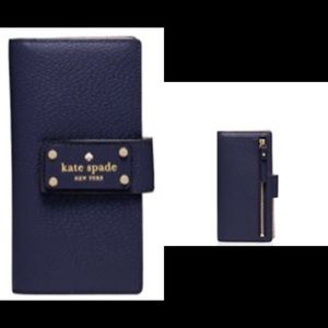 Kate Spade Wellesley Stacey Wallet