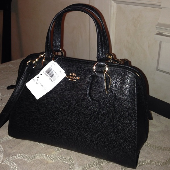 With Mastercard Cheap Price Wholesale Price Online Nolita clutch - Black Coach Buy Cheap 100% Authentic 5STYgYAa
