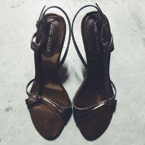 Nine West dress heels
