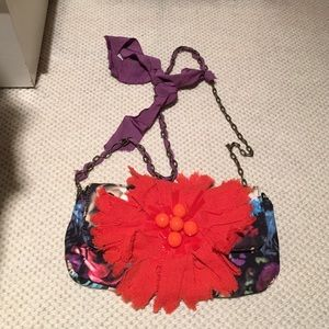 Lanvin for H&M small cross body or clutch