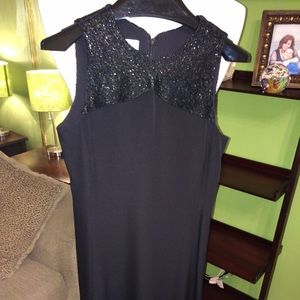 Armani Little Black Dress--stunning!