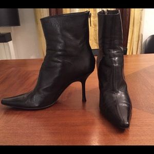 Jimmy Choo London  Black Boots 39.5
